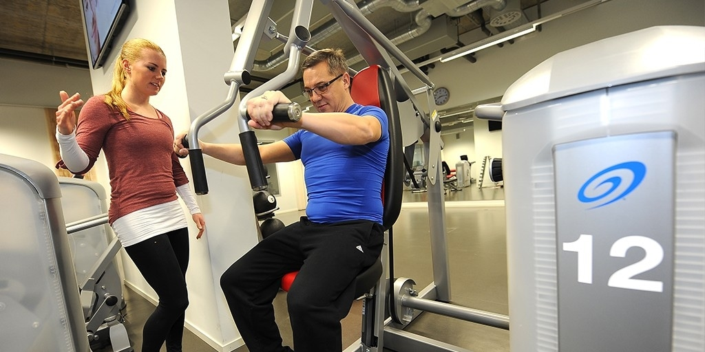 Hilti in-house gym