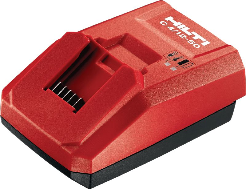 C 4/12-50 Compact charger for Hilti 12V Li-ion batteries