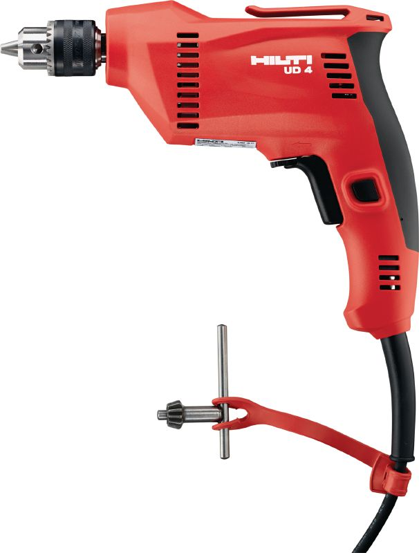 UD 4 Drill driver Lightweight, compact corded drill driver for applications in metal and wood